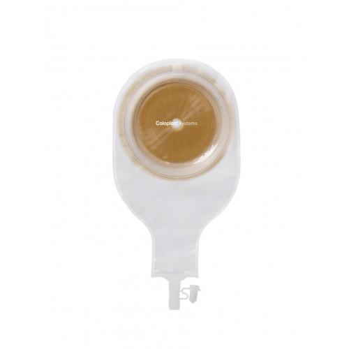 Alterna / Алтерна - послеоперационный нестерильный калоприемник с окном, 10-100 мм (12802)