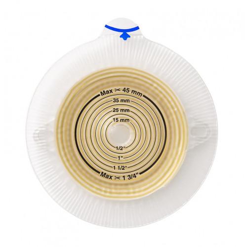 Alterna / Алтерна - пластина Экстра Адгезив для стомного мешка, 60 мм (2833/17720)