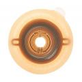 Alterna / Алтерна - конвексная пластина с креплением для пояса, 15-33мм, фланец 50мм