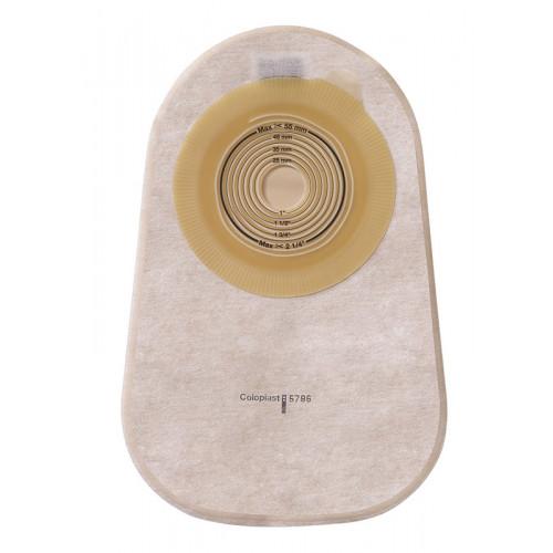 Alterna / Алтерна - недренируемый непрозрачный калоприемник, 10-70 мм (5787/17405)