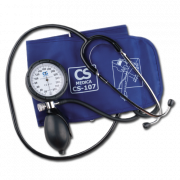 CS Medica CS-107 / СиЭс Медика - механический тонометр на плечо, с фонендоскопом