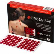 BB Cross Tape / БиБи Кросс Тейп - кросс тейп 2,8x3,6 см, 20 шт.