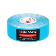 BBTape / БиБи Тейп - кинезио тейп, голубой, 2,5 см x 5 м