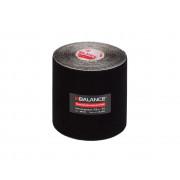 BBTape / БиБи Тейп - кинезио тейп, черный, 7,5 см x 5 м