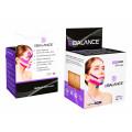 BBTape Face Pack / БиБи Тейп Фейс Пак - кинезио тейп для лица, хлопок, бежевый, 2,5 см x 5 м, 2 шт.
