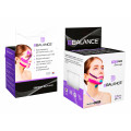 BBTape Face Pack / БиБи Тейп Фейс Пак - кинезио тейп для лица, хлопок, белый, 2,5 см x 5 м, 2 шт.