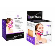 BBTape Face Tape / БиБи Тейп Фейс Тейп - кинезио тейп для лица, хлопок, бежевый, 5 см x 5 м