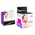 BBTape Face Tape / БиБи Тейп Фейс Тейп - кинезио тейп для лица, хлопок, розовый, 5 см x 5 м