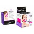 BBTape Face Pack / БиБи Тейп Фейс Пак - кинезио тейп для лица, шелк, розовый, 2,5 см x 5 м, 2 шт.