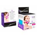 BBTape Face Tape / БиБи Тейп Фейс Тейп - кинезио тейп для лица, шелк, голубой, 5 см x 5 м