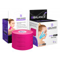 BBTapeLymphFace/БиБи Тейп ЛимфаФейс-кинезиотейпдлялица,перфорированный,розовый,5смx5м