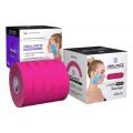 BBTapeLymphFace/БиБи Тейп ЛимфаФейс-кинезиотейпдлялица,перфорированный,розовый,7,5смx5м