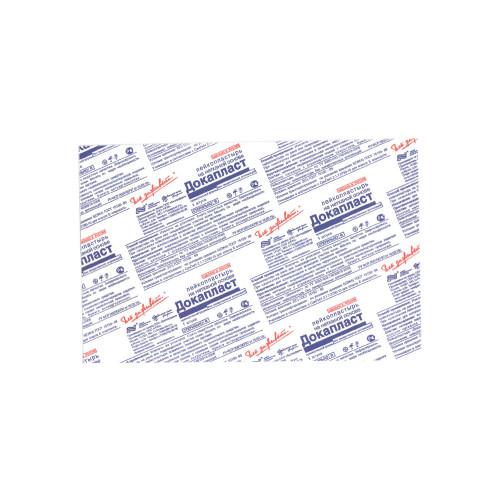 Докапласт - лейкопластырь, без лекарственных средств, 6x10 см