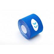 Ergodynamic / Эргодинамик - кинезио тейп, голубой, 5 см x 5 м