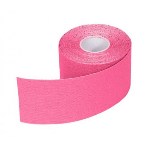 Ergodynamic / Эргодинамик - кинезио тейп, розовый, 5 см x 5 см