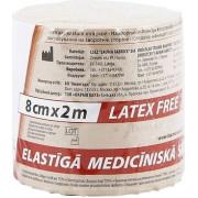 Lauma / Лаума– бинт эластичный, длиннорастяжимый, 8x200 см