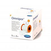 Omnipor / Омнипор - пластырь из нетканого материала, 5 см х 5 м
