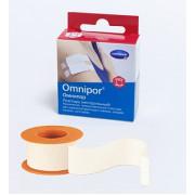 Omnipor / Омнипор - пластырь из нетканого материала, с еврохолдером, 5 см х 5 м