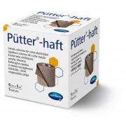 Putter-Haft / Пюттер-Хафт - бинт эластичный, короткорастяжимый, самофиксирующийся, 6 см х 5 м