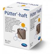 Putter-Haft / Пюттер-Хафт - бинт эластичный, короткорастяжимый, самофиксирующийся, 8 см х 5 м