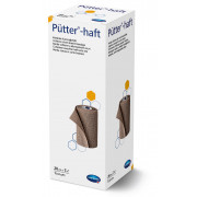 Putter-Haft / Пюттер-Хафт - бинт эластичный, короткорастяжимый, самофиксирующийся, 20 см х 7 м