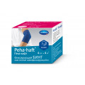 Peha-Haft / Пеха-Хафт - бинт самофиксирующийся, 4 см x 4 м, синий