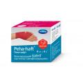 Peha-Haft / Пеха-Хафт - бинт самофиксирующийся, 4 см x 4 м, красный