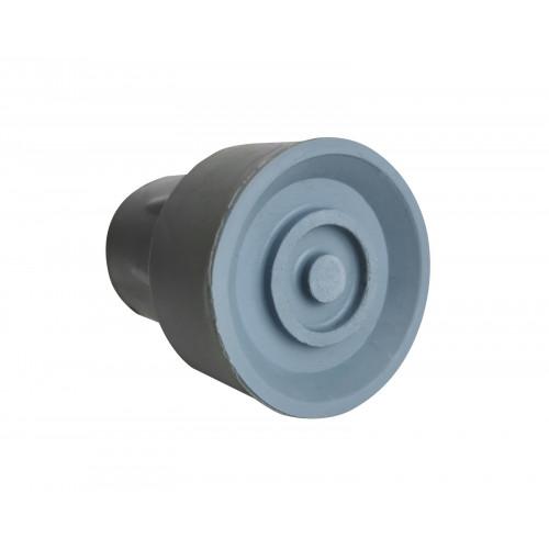 Amrus AMСТ83 / Амрос - насадка на костыль, резиновая, внутренний диаметр 20 мм