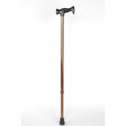 Valentine International 10091BZ / Валентайн Интернэшнл - трость телескопическая, с пластиковой ручкой, 76-99 см, бронза