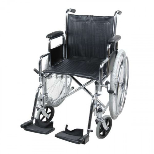 Barry B3 / Барри - инвалидное кресло, механическое, с принадлежностями, 38 см