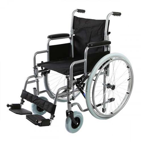 Barry R1 / Барри - инвалидное кресло, механическое, с принадлежностями, 43 см