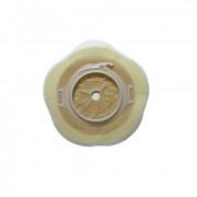 [недоступно] BBraun Almarys Twin Plus / БиБраун Алмарис Твин Плюс - пластина для стомного мешка, вырезаемое отверстие 15-55 мм, 60 мм (36260)
