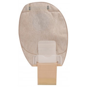 BBraun Almarys Twin+ Ileo / БиБраун Алмарис Твин+ Илео - дренируемый непрозрачный мешок для двухкомпонентных калоприемников, 50 мм