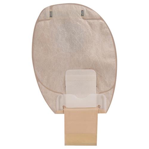 BBraun Almarys Twin+ Ileo / БиБраун Алмарис Твин+ Илео - дренируемый непрозрачный мешок для двухкомпонентных калоприемников, 80 мм
