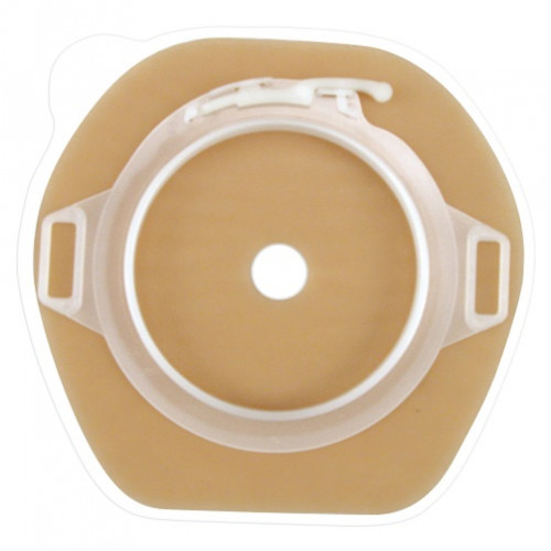 BBraun Almarys Preference / БиБраун Алмарис Преференс - пластина для стомного мешка, фланец 60 мм