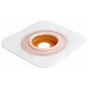 ConvaTec / Конватек Комбигезив 2S / Дурагезив - пластичная конвексная пластина для стомного мешка, 57 мм  (33 - 45 мм)