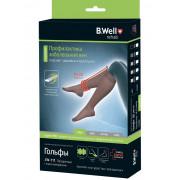 B.Well rehab JW-111 / Би Велл - компрессионные гольфы (1 класс, 18-22 мм рт. ст.), №3, черные