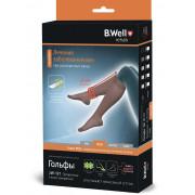 B.Well rehab JW-121 / Би Велл - компрессионные гольфы (2 класс, 22-32 мм рт. ст.), №3, телесные