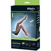 B.Well rehab JW-311 / Би Велл - компрессионные колготки (1 класс, 18-22 мм рт. ст.), №2, черные