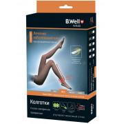 B.Well rehab JW-321 / Би Велл - компрессионные колготки (2 класс, 22-32 мм рт. ст.), №5, телесные