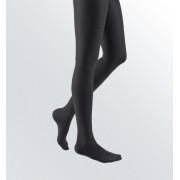 Mediven Elegance / Медивэн Элеганс - компрессионные чулки с кружевной резинкой (2 класс, 23-32 мм. рт. ст.), №1, черные
