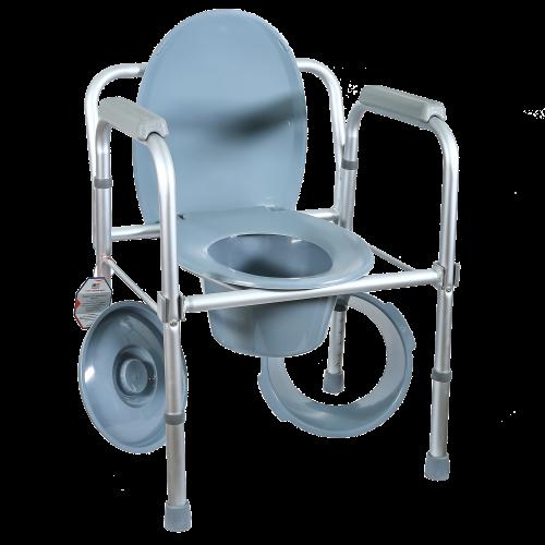 Amrus AMCB6808 / Амрос - кресло-туалет, складное
