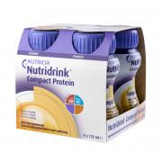 Nutridrink Compact Protein / Нутридринк Компакт Протеин, согревающий имбирь и тропические фрукты - жидкая смесь для лечебного питания, 125 мл x 4 шт.