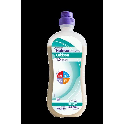 Nutrison Advanced Cubison / Нутризон Эдванст Кубизон - жидкая смесь для энтерального питания, 1000 мл