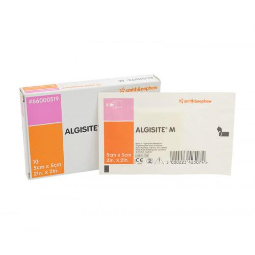 Algisite M / Альгисайт М – повязка из волокон кальция-альгината, 5x5 см