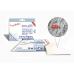 Хитопран - биополимерная повязка с хитозаном, 5x7,5 см