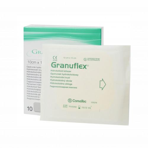 Granuflex / Грануфлекс - гидроколлоидная повязка, 15x20 см