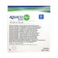 Aquacel Extra Ag + / Аквасель Экстра Аг + с серебром - усиленная абсорбирующая повязка с серебром, 15x15 см