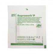 Suprasorb P / Супрасорб П - полиуретановая неадгезивная губчатая повязка, 5x5 см