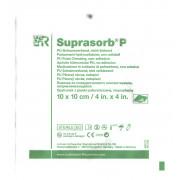 Suprasorb P / Супрасорб П - полиуретановая неадгезивная губчатая повязка, 10x10 см